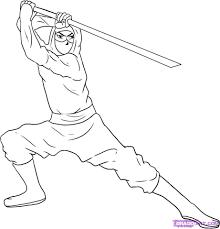 Ninja Coloring Page Mesmerizing Brmcdigitaldownloads For Kids