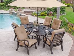 Outdoor/Patio Eclipse Autumn Rust Cast Aluminum 7 Pc. Glass Top Alinum Frame 5 Pc Patio Ding Set Caravana Fniture Outdoor Fniture Refishing Houston Powder Coaters Bistro Beautiful And Durable Hungonucom Cbm Heaven Collection Cast 5piece Outdoor Bar Rattan Pnic Table Sets By All Things Pvc Wicker Tables Best Choice Products 7piece Of By Walmart Outdoor Fniture 12 Affordable Patio Ding Sets To Buy Now 3piece Black Metal With Terra Cotta Tiles Paros Lounge Luxury Garden Kettler Official Site Mainstays Alexandra Square Walmartcom The Materials For Where You Live