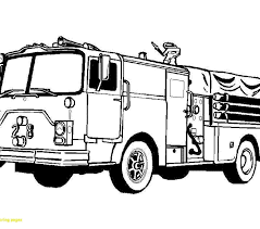 Medquit » Fire Ladder Coloring New Coloring Fire Truck New Fire ...