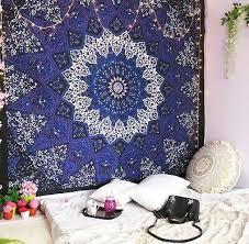 abstrakt wandbehang psychedelische zweige einfache