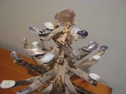 Driftwood Christmas Trees by Fake It Frugal My Heather Inn Seaside Driftwood Christmas Tree