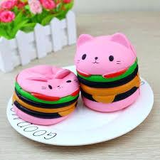 Pink Coffee Color Hamburger Squishy Cups Australia Keurig Maker