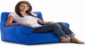 big joe lumin smartmax fabric chair fuchsia youtube