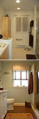Before And After: 20+ Awesome Bathroom Makeovers - Hative Diy Bathroom Remodeling Half Bath Remodel On A Budget Full Of Great Tips For A Resale Hgtv Makeover Ideas Shower Best To Ensure An Effective And Efficient 33 Inspirational Small Before After My Home With And New Niche Renovation For Lilovediy Diy On 37 Design Inspire Your Next That Pay Off Renovations Tips Bathroom Renovation Roca Life Ideas Small Bathrooms Images Of Renovatiodesigns Sydney Designer Bathrooms