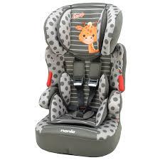 siege auto britax evolva crash test osann autostoel beline sp luxe giraffe car seats