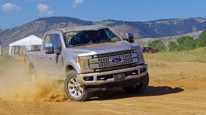 The 2017 Ford Super Duty's Tech Is Way Cooler Than Its 925 LB-FT Of ...