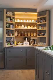 Storage In Kitchen Area The