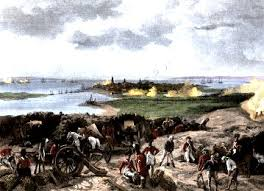 what is the definition of siege battle of charleston