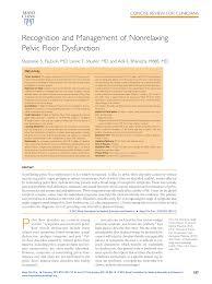 Pelvic Floor Tension Myalgia Physical Therapy by Pelvic Floor Dysfunction Symptoms Mayo Clinic Carpet Vidalondon