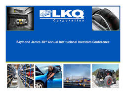 LKQ Corporation (LKQ) Presents At The Raymond James 38th Annual ... Lkq Distribution Box Truck Wrap Bullys Stock P2854 United Parts Inc Peterbilt Stainless Steel Custom 14 X 12 Bowtie Drop Visor 1 Piece P Salvage Yard Hunting At Pick Your Part In Tampa Youtube 1994 Intertional 9400 48399 Cabs Tpi Ford F800 Hood 1345490 For Sale Fresno Ca Heavytruckpartsnet Cat C12 70 Pin 2ks 8yn 9sm Mbl Engine Assembly 1438087 Toyota Trucks Junk Yards Satisfying Lkq Used Car Locator Confirms Distribution Of Oem Parts Wont Say Which 1995 L8000 Auto Store Vehicles Kalamazoo Mi Salvagelkq