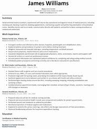 ResumeSample Resume Examples Expensive For Nurse Elegant New Awesome Example Examp Of Good And