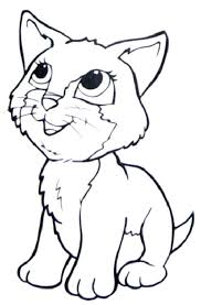 I Wanna Iguana Coloring Page Baby Cat Pages Cats Picture Dog Color Free Marine Medium