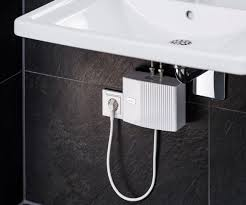 klein durchlauferhitzer verbessern hygiene