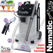 Numatic Ct370 Car Carpet Upholstery Stain Removal Extraction Numatic Washable Filters Vacuum Cleaners Ebay