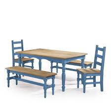 Manhattan Comfort Jay Blue 5pc Dining Room Set Madison County Ding Table Set With Extension Tamilo Ding Room Chair Ashley Fniture Homestore Pin On Ding Tables And Chairs Most Regard Set Cushions Chairs Comfortable Wat Indoor Covers Black Modern Mhattan Comfort York 5piece Solid Wood With 1 Table 4 540 Area Tile Wooden Patings Decorative Giantex 5 Piece Upholstered Mid Century Apartment Linen Fabric Cushioned Seats Large Amazing Brie Hooker Hill Country
