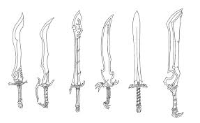 New Swords 9 By Bladedogdeviantart On DeviantArt