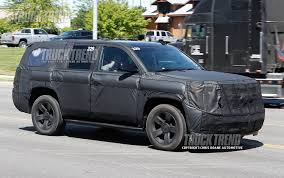 2014 Chevrolet Tahoe Caught Testing In Michigan - Truck Trend News Wwwvetertgablindscom Truck Window Tting Tahoe Used Parts 1999 Chevrolet Lt 57l 4x4 Subway 1997 Exterior For Sale 2018 Rally Sport Special Edition Wheel New 18 Chevrolet Truck Tahoe 4dr Suv 4wd At Fichevrolet 2doorjpg Wikimedia Commons Mks Customs Mk Tahoe Truck With Rims Extras Unlocked Gta5modscom Test Drive Black Chevy Is A Mean Ma Jama Times Free Press 2015 Suburban Yukon Retain Dna Increase Efficiency 07 On 30 Diablo Rims Trucks With Big Pinterest 2017 Pricing For Edmunds