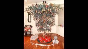 Upside Down Christmas Tree Decorations