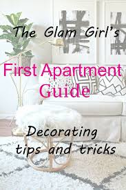 Best 25 First Apartment Tips Ideas On Pinterest