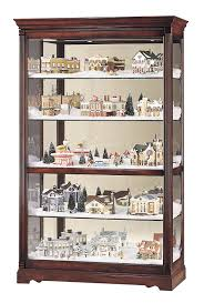 Amazon Coaster Curio Cabinet by Amazon Com Howard Miller 680 235 Townsend Curio Cabinet By