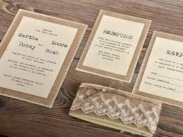 Cheap Rustic Wedding Invitations 8587 In Addition To Natural Burlap Invitation Template