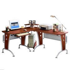 Ebay Corner Computer Desk by Corner Computer Desk Home Office Workstation Wood College Dorm