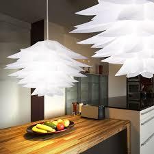 pendelleuchte chrom weiß beleuchtung hängele schlafzimmer le reality bromelie r35221001