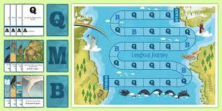 Longboat Journey Board Game