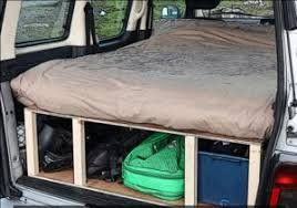Here Is A High End Modular Camper Conversion Kit From Campal