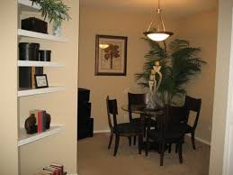 Creative Of Apartment Dining Room Wall Decor Ideas With Fine Decorating