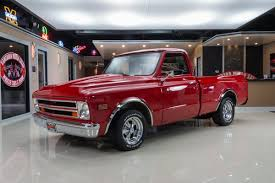 100 1968 Chevy Trucks For Sale Chevrolet C10 Classic Cars For Michigan Muscle Old