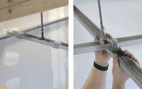 abgehängte decke selber bauen mit trockenbau einfach und