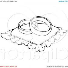 How To Draw A Diamond Ring Step By Step How To Draw A Simple Ring Drawings Two Wedding Rings Ring Drawing Easy