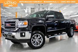 100 20 Inch Truck Rims PreOwned 14 GMC Sierra 1500 SLT Navi Rear Camera Heated Seats