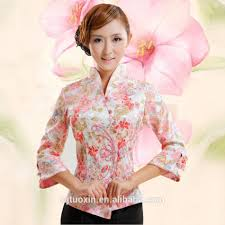 100 polyester printed satin fabric for tang suit cheongsam hanbok
