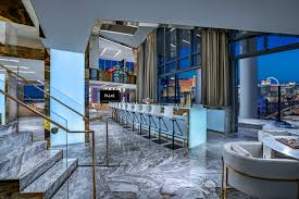 100 Palms Place Hotel And Spa At The Palms Las Vegas Casino Resort Is This The Coolest Resort In