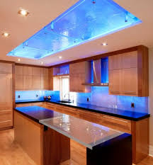 led light for kitchen cabinet home interiors