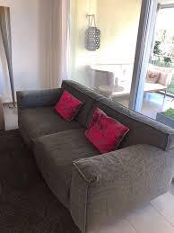 sofa anthrazit braun interio kaufen auf ricardo