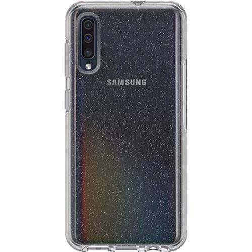 Otterbox Samsung Galaxy A50 Symmetry Case - Clear and Silver