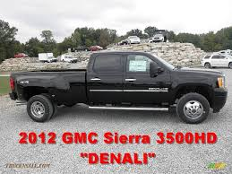 2012 GMC Sierra 3500HD Denali Crew Cab 4x4 Dually In Onyx Black ... Most Reliable 2013 Trucks Jd Power Cars 2012 Gmc 2500 Sierra Denali Duramax 44 Lifted Trucks For Sale Image 1500 2wd Crew Cab 1435 Dashboard Gmc Crewcab 4x4 37500 Morehead City The 3500hd New Car Test Drive Price Trims Options Specs Photos Reviews 2015 Hd Review And Used Truck Sales Maryland Dealer 2008 Silverado Romney Vehicles Sale Rides Magazine 2500hd 4x4 City Tx Dallas Diesel Store