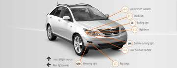 vehicle l replacement guide osram