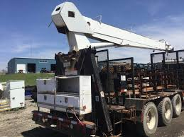 100 Truck Mounted Cranes 1998 ALL Boom Crane For Sale Kansas City MO