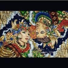Lets Color Love By Nick Filbert Fantasia Fantasiacoloringbook Nickfilbert Letscolorloveartwork Letscolorlove