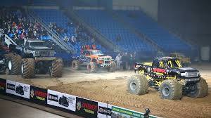 MOSCOW, RUSSIA - MARCH 23, 2013: Three Monster Trucks In The Arena ... Monsterjam8feb08dallas007thumbnail1jpg Id 228955 Beamng Stadium Filedefender Monster Truck Displayed At Brown County Arena 2015jpg Events Monster Trucks Rmb Fairgrounds Jam In Singapore Shaunchngcom Ghost Rider Backflip Holt Youtube Monster Truck Jam Metlife 06162012 2of2 Cultural Flotsam Spectacular Half Of Truck Arena Outside The Country Forums Lands First Ever Front Flip Proves Anything Is Possible