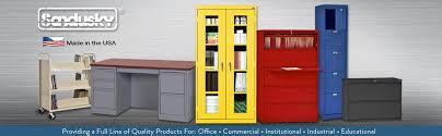 sandusky lee ca41361872 09 welded steel classic storage cabinet