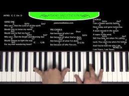 Sinking Deep Piano Easy by Hosanna Hillsong How To Play Contemporary Christian Piano