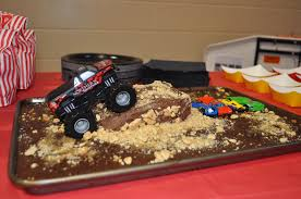 The CAKE! Pretty Easy, Just A Texas Sheet Cake (you Can Make Any ... Monster Truck Cake Topper Red By Lovely 3d Car Vehicle Tire Mould Motorbike Chocolate Fondant Wilton Cruiser Pan Fondant Dirt Flickr Amazoncom Pan Kids Birthday Novelty Cakecentralcom Muddy In 2018 Birthday Cakes Dumptruck Whats Cooking On Planet Byn Frosted Together Cut Cake Pieces From 9x13 Moments Its Always Someones So Theres Always A Reason For Two It Yourself Diy Cstruction 3 Steps Bake