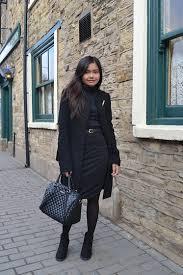Black Coats For Ladies 16