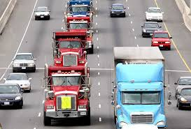 100 Dump Truck Drivers Truck Protest On Gardiner The Star