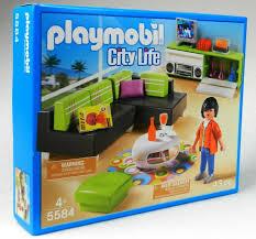 playmobil 5584 city wohnzimmer passend zur luxusvilla